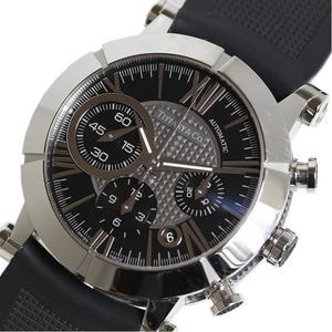 ティファニー TIFFANY&CO  アトラスジェントクロノグラフ  Z1000.82.12A10A91A ブラック ラバー 自動巻き メンズ 腕時計