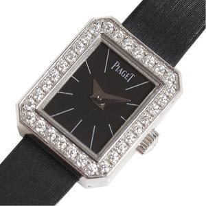 ピアジェ PIAGET  ミニプロトコール  G0A34503 P1069 WG無垢 ダイヤベゼル クォーツ レディース 腕時計