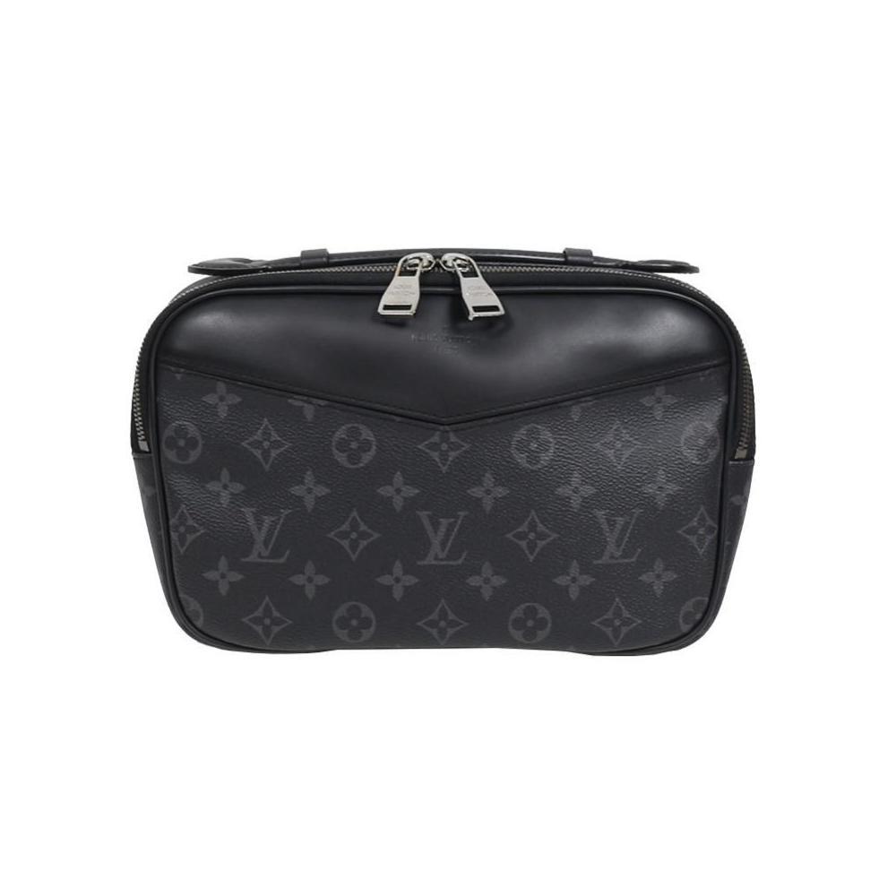 d501852ea0 Louis Vuitton LV Monogram Eclipse Bum Bag M42906 Body Mens LOUISVUITTON |  eLady.com
