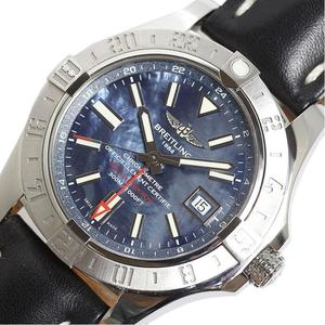 Breitling Avenger 2 GMT A32390 Mother-of-Pearl Automatic Winding Men's Watch