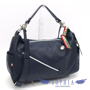Orobianco Silvestra 2WAY shoulder bag navy 20190412 2
