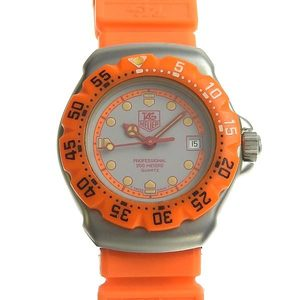Genuine TAG Heuer Tag Professional Ladies Quartz Wrist Watch Model: WA1413