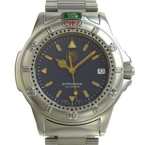 Genuine TAG Heuer Tag Professional Men's Quartz Wrist Watch Model: WF1113