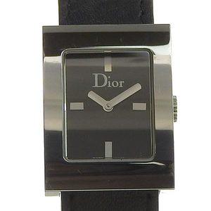 Genuine Christian Dior Maris Square Ladies Quartz Wrist Watch Model: D78.109