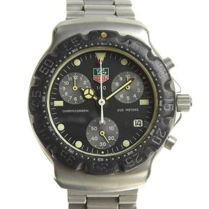 Genuine TAG Heuer Tag Formula 1 Chronograph Men's Quartz Watch Model: 571.513