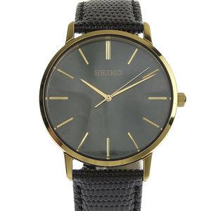 Genuine SEIKO Seiko Men's Quartz Watch Green Dial 7N01-0JR0