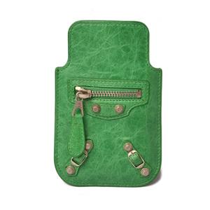 Balenciaga iPhone Case Smartphone 4 4S BALENCIAGA Classic Green 285372