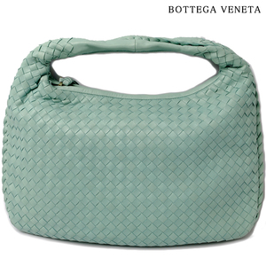 Bottega Veneta Shoulder bag Hobo BOTTEGA VENETA 115653 V0013 4900 Intrecciato Nappa LAKE BLUE Light Blue Outlet
