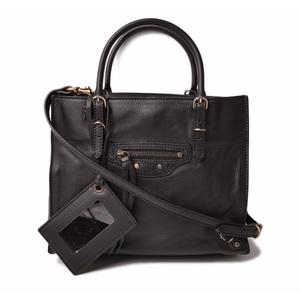 Balenciaga Handbag Shoulder Bag BALENCIAGA The Paper Mini Black 305572.100.0.515859 Outlet