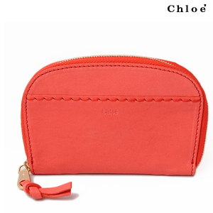 Chloé Chloe key holder coin case porch ANGIE Angie PARADISE PINK Paradise Pink 3P0464-583 42Y