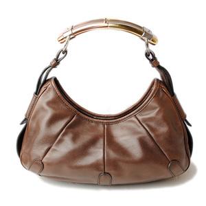 Saint Laurent handbag Shoulder bag SAINT LAURENT vintage brown 11605 3