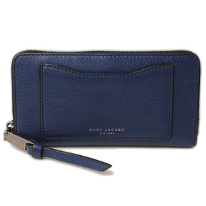 Marc Jacobs Wallet MARC JACOBS Long RECRUIT Recruit Standard Dark Blue M0008168
