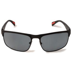 Prada Sunglasses PRADA SPORTS Sports SPS56P Square Black Unisex