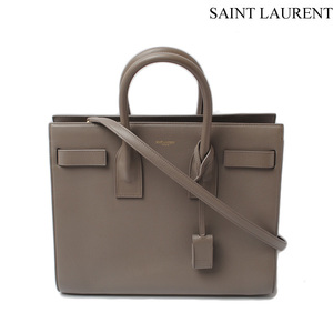 Saint Laurent handbag shoulder bag SAINT LAURENT classic mini Sac de Joule light gray 355153 2way