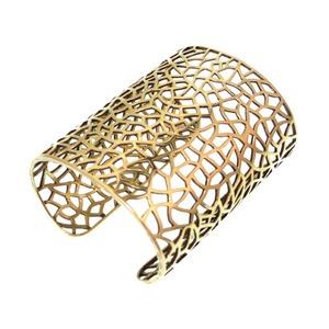 Gaia Leposi & The Dig et Voltaire Bangle Silver 925 Gold Accessories 0103 GAIA REPOSSI FOR ZADIG VOLTAIRE
