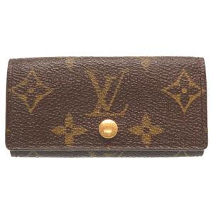 Louis Vuitton Monogram Multicle 4 M62631 series key case LV 0346 LOUIS VUITTON