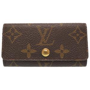 Louis Vuitton Monogram Multicle 4 M62631 series key case LV 0345 LOUIS VUITTON