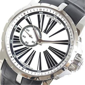 ROGER DUBUIS Excalibur DBEX0262 White Automatic winding men's watch