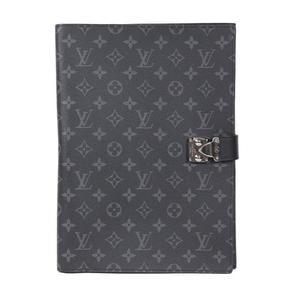 Louis Vuitton Eclipse Porte Documan Frank GM GI0273 Monogram Document Cover Mens LOUIS VUITTON