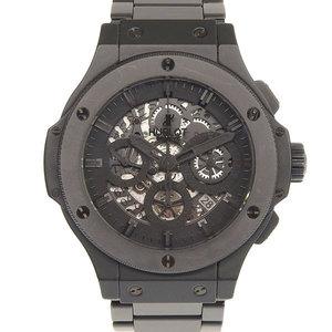 HUBLOT Hublot Aeroban Men's Automatic Watch All Black Ceramic 311.CI.1110.CI