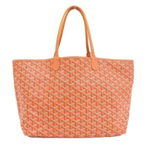 Goyard Goyal GO YARD San Luis PM Tote Bag Orange