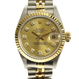 Rolex ROLEX Datejust Ladies Automatic Watch 69173G