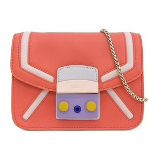 Furra FURLA Leather Metropolis METROPOLIS MINI CROSSBODY Chain Shoulder Bag With Purchase Certificate 2015 Products