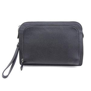 Prada PRADA VR0052 Current MIRANO Safiano leather second bag 2 rooms black