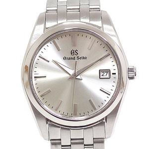 SEIKO Men's Wrist Watch Grand Seiko SBGX047 Silver Dial Quartz