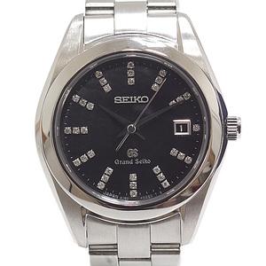 Seiko Grand Seiko Quartz Stainless Steel Women's Watch STGF271 4J52-0AB0