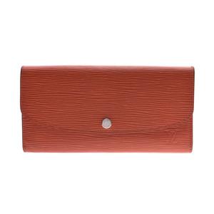Louis Vuitton Epi Porto Fouille Emily Pimon M60713 Men's Women's Genuine Leather Purse B rank LOUIS VUITTON Used Ginzo