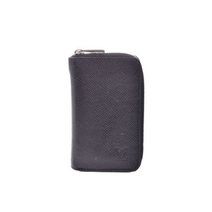 Louis Vuitton Taiga Zippy coin purse Ardwards M32832 Men's genuine leather B rank LOUIS VUITTON Used Ginzo