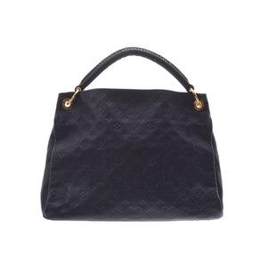 ルイ・ヴィトン(Louis Vuitton) ルイヴィトン アンプラント アーツィーMM 黒 M41066 レディース 本革 バッグ ABランク LOUIS VUITTON 中古 銀蔵
