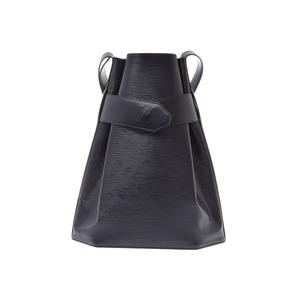 ルイ・ヴィトン(Louis Vuitton) ルイヴィトン エピ サック デポールPM 黒 M80157 レディース 本革 ワンショルダーバッグ Aランク LOUIS VUITTON ポーチ付 中古 銀蔵