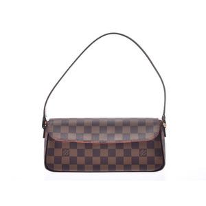 ルイ・ヴィトン(Louis Vuitton) ルイヴィトン ダミエ レコレータ ブラウン N51299 レディース 本革 バッグ ABランク LOUIS VUITTON 中古 銀蔵