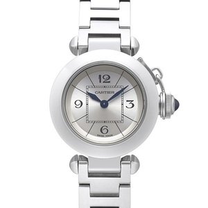 Cartier Miss Pasha Quartz Stainless Steel Women's Casual Watch