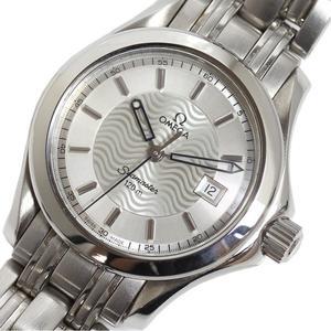 Omega OMEGA Seamaster 120M 2571.31 Silver Quartz Ladies Watch