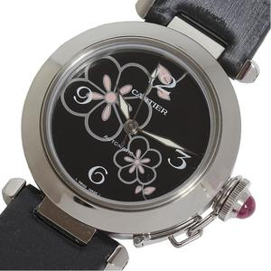 Cartier Pasha C Winter Flower 2007 Christmas Limited W3109699 Automatic Watch