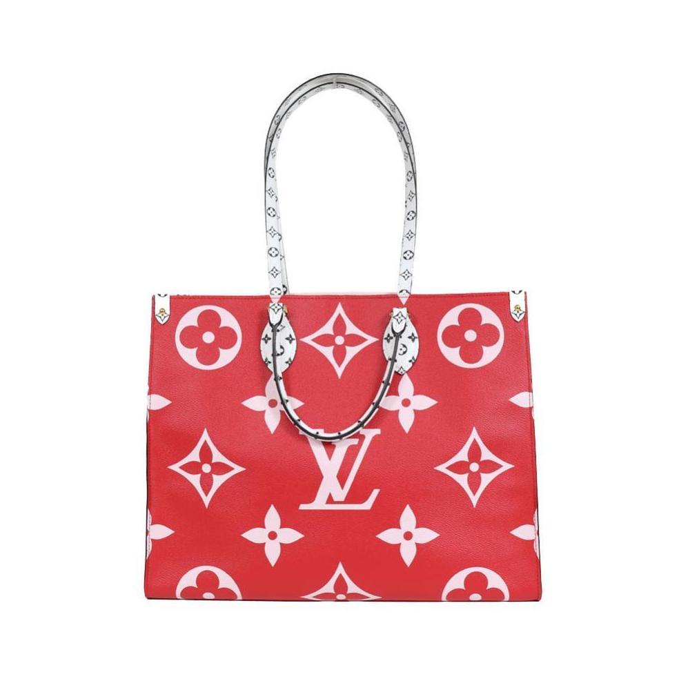 79a51c7fae Louis Vuitton Monogram Canvas M44569 On the Go Tote Bag Women LOUISVUITTON  | eLady.com