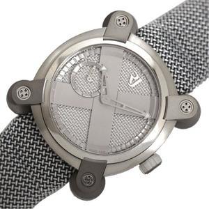 ロマン・ジェローム ROMAIN JEROME  ムーンインベーダー40 ヘビーメタル  RJ.M.AU.ON.020.01 限定1969本 自動巻き メンズ 腕時計