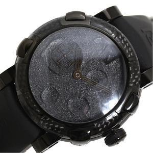 ロマン・ジェローム ROMAIN JEROME  ムーンダスト ブラックムード  MB.FB.BBBB.00 限定1969本 自動巻き メンズ 腕時計