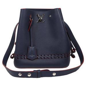 ルイ・ヴィトン(Louis Vuitton) ルイ・ヴィトン カーフレザー  ロックミー・バケット  M54681 マリーヌルージュ LOUIS VUITTON ルイビトン ルイ ヴィトン