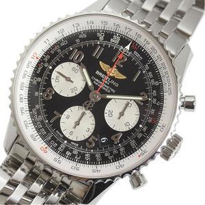 ブライトリング BREITLING  ナビタイマー01  A022B02NP AB0120 ブラック 自動巻き メンズ 腕時計