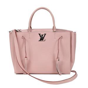 ルイ・ヴィトン(Louis Vuitton) ルイ・ヴィトン LV ロックミート M54572 ローズプードル ハンドバッグ レディース LOUISVUITTON ルイビトン ルイ ヴィトン