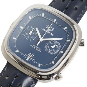 TAG Heuer HEUER Silverstone Caliber 11 Chronograph World Limited 1860 CAM2110.FC6258 Men's Automatic Watch