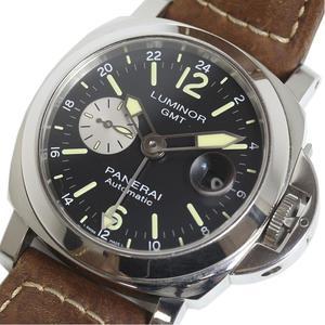 パネライ PANERAI ルミノール GMT オートマティック アッチャイオ 44ミリ PAM01088 自動巻き メンズ 腕時計