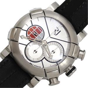 ロマン・ジェローム ROMAIN JEROME  デロリアン DNA  RJ.M.CH.DE.001.01 限定81本 自動巻き クロノグラフ メンズ 腕時計