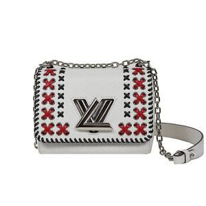 ルイ・ヴィトン(Louis Vuitton) ルイ・ヴィトン エピ ツイストPM M42777 ショルダーバッグ レディース 美品 LOUISVUITTON ルイビトン ルイ ヴィトン