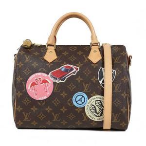 Louis Vuitton Monogram Speedy Bundriere 30 M43231 LOUIS VUITTON