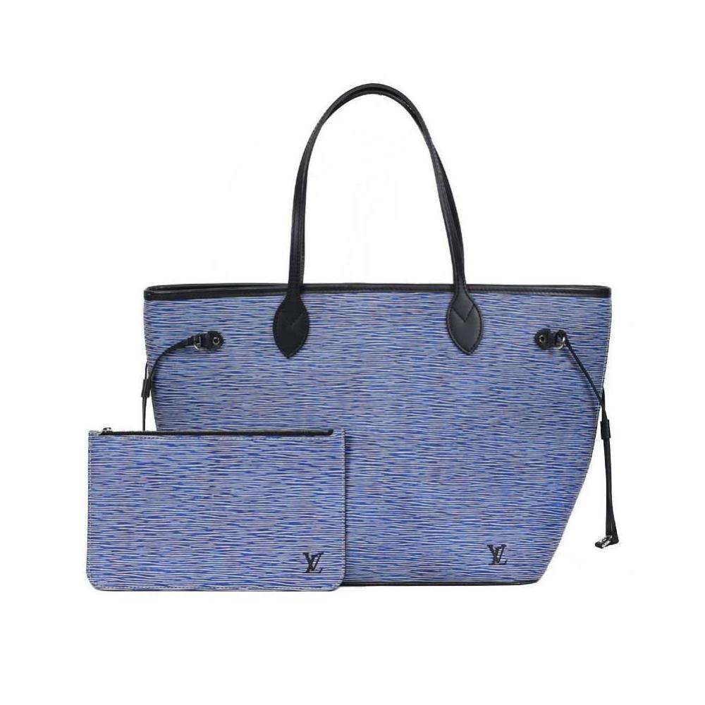 6949d1e5d3 Louis Vuitton Epi Neverle MM M51053 Tote Bag Women LOUISVUITTON | eLady.com